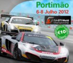 FIA GT1 World championship at autodromo do Algarve, Portimao
