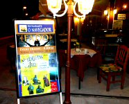 Dinner Jazz in Alvor at Restaurante O Navegador